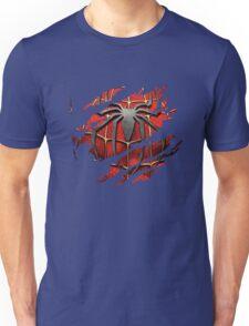 Spiderman Ripped Unisex T-Shirt