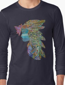 Spiritual Warrior Long Sleeve T-Shirt