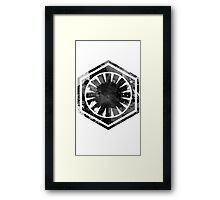 New Order Emblem Framed Print