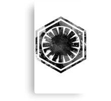 New Order Emblem Canvas Print