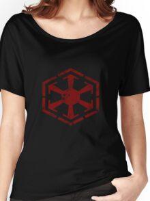 Sith Code Emblem Women's Relaxed Fit T-Shirt