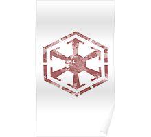 Sith Code Emblem Poster