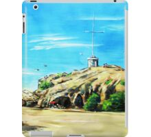Cave Roce, Sumner Beach, Christchurch, NZ iPad Case/Skin