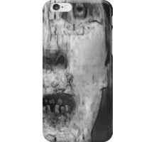 LADY FROM THE BUS.... iPhone Case/Skin