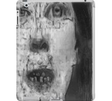 LADY FROM THE BUS.... iPad Case/Skin