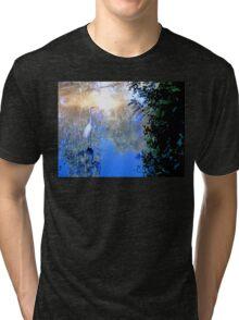 The water bird Tri-blend T-Shirt