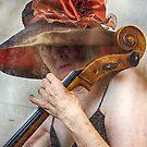 Woman in Victorian Classic  by ArtbyDigman