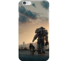 FO4 - The Wanderer iPhone Case/Skin