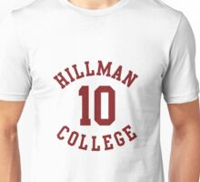 Darryl M. Bell Ronald 'Ron' Johnson 10 Hillman College A Different World Unisex T-Shirt