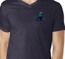 Mrs. Bird Mens V-Neck T-Shirt