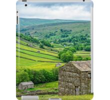 Dales Barns in Swaledale iPad Case/Skin