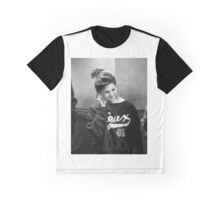 Jennifer Aniston B&W Graphic T-Shirt