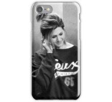Jennifer Aniston B&W iPhone Case/Skin