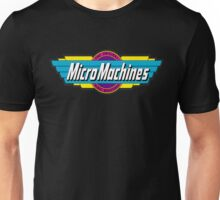 Micro Machines Unisex T-Shirt