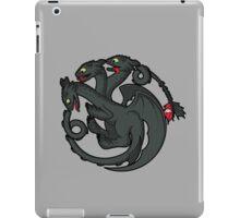 Toothless Targaryen iPad Case/Skin