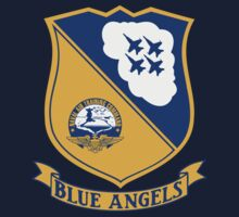 Blue Angels - United States Navy One Piece - Short Sleeve