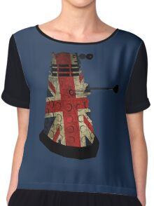 Dalek - Doctor Who Chiffon Top