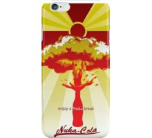 nuka  iPhone Case/Skin