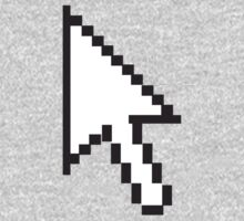 Computer mouse Windows POINTER One Piece - Long Sleeve