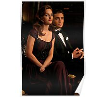 Chuck and Blair.  Poster