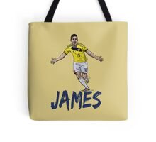 James Colombia Tote Bag