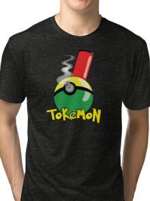 Tokemon 2 Tri-blend T-Shirt