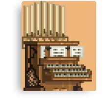 Steampunk Organ Canvas Print