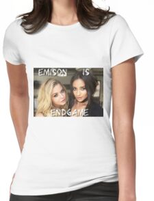 Pretty Little Liars - EMISON Womens Fitted T-Shirt