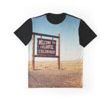 colorado Graphic T-Shirt