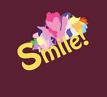 Smile! with Pinkie Pie Unisex T-Shirt