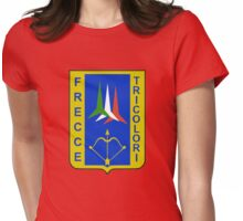 Frecce Tricolori - Italian Air Force Womens Fitted T-Shirt