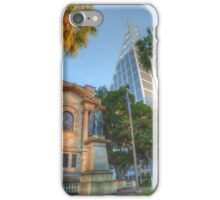 Old & New in Uptown Sydney iPhone Case/Skin
