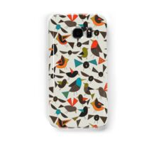 just birds china white Samsung Galaxy Case/Skin