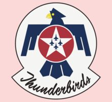 United States Air Force Thunderbirds One Piece - Long Sleeve