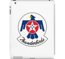 United States Air Force Thunderbirds iPad Case/Skin