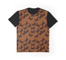 Polygonia c-album Graphic T-Shirt