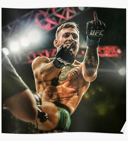 Notorious Conor McGregor Poster