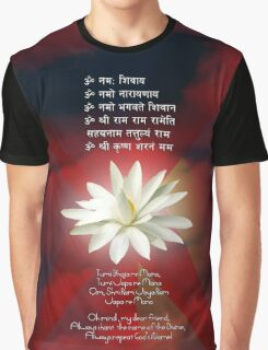 Love mantra Graphic T-Shirt
