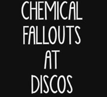 Chemical Fallouts At Discos Unisex T-Shirt