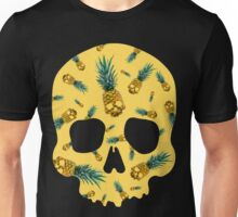 Skull Pineapple y Unisex T-Shirt