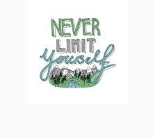 Never Limit Yourself Unisex T-Shirt