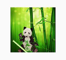 Asia Panda Bear Unisex T-Shirt