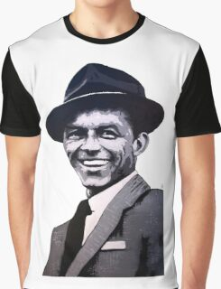 Frank Sinatra Graphic T-Shirt