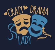 Crazy DRAMA Lady One Piece - Long Sleeve