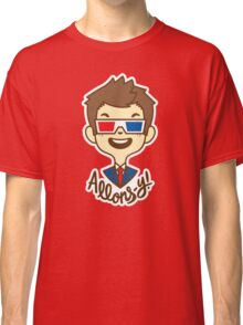chibi!Allons-y Classic T-Shirt