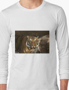 Tiger Wildcat Long Sleeve T-Shirt