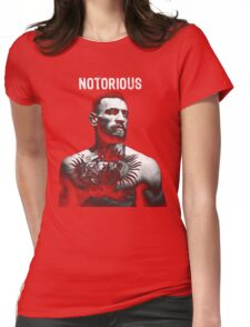 Notorious Womens Fitted T-Shirt