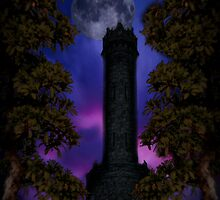 Black Tower by loudlady2