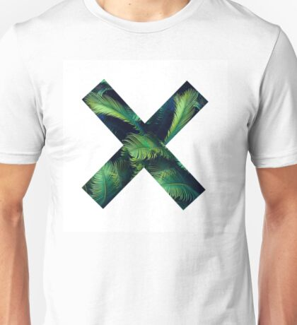 Palm Tree X Unisex T-Shirt