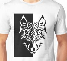 Tribal Wolf Unisex T-Shirt